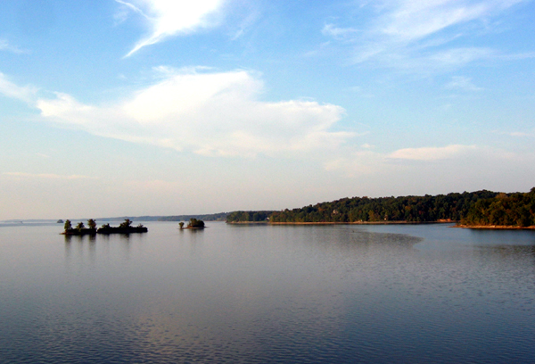 Home fish kentucky lake for Kentucky lake fishing